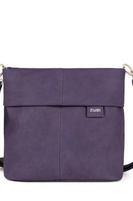 ZWEI tas M8 nubuck violet