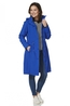 Happy Rainy Days jas bente coat blauw