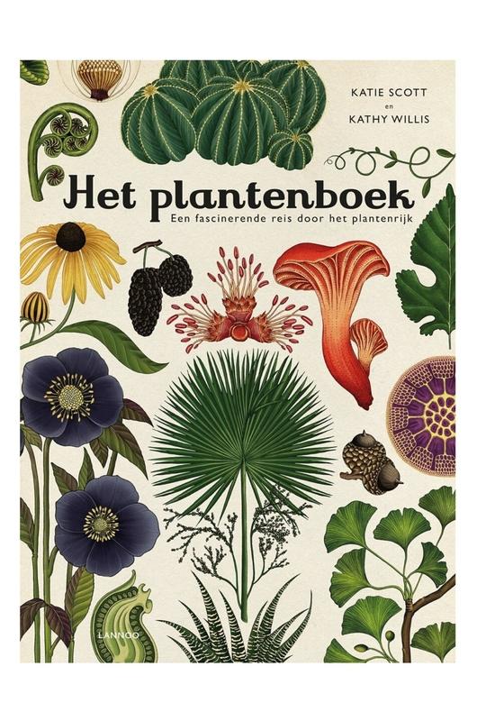 boek Plantenboek