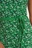 Tranquillo jurk groen