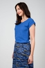 Lily & Me t hirt surfside tee blauw