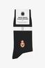 A-dam sokken mabel zwart