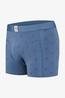 A-dam onderbroek winne boxer brief blauw