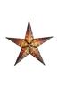Starlightz kerstster Bruin