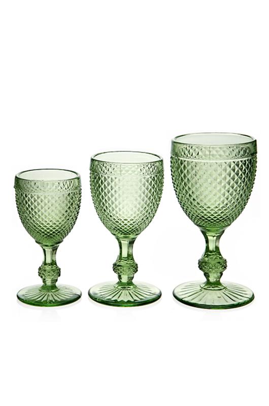 Fijnzinnig Glaswerk Wijnglas groot