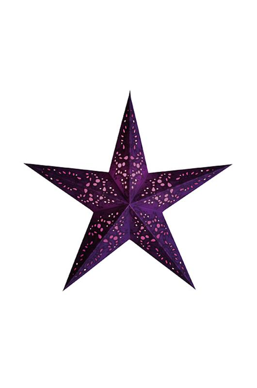 Starlightz kerstster Violet
