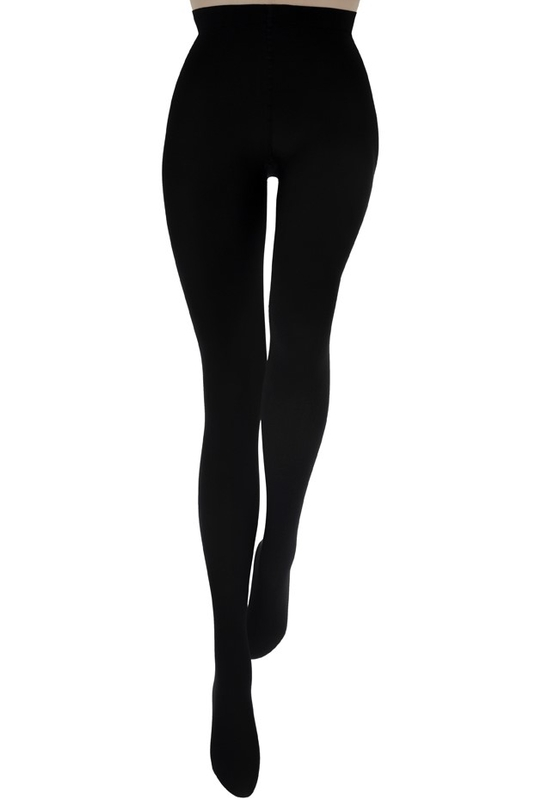 Le Bourget zwarte panty