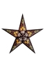 Starlightz kerstster Brown Yellow