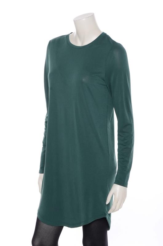 Minimum jurk kett groen