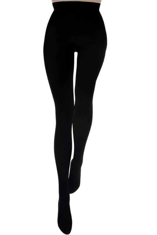 Le Bourget zwarte panty 50d