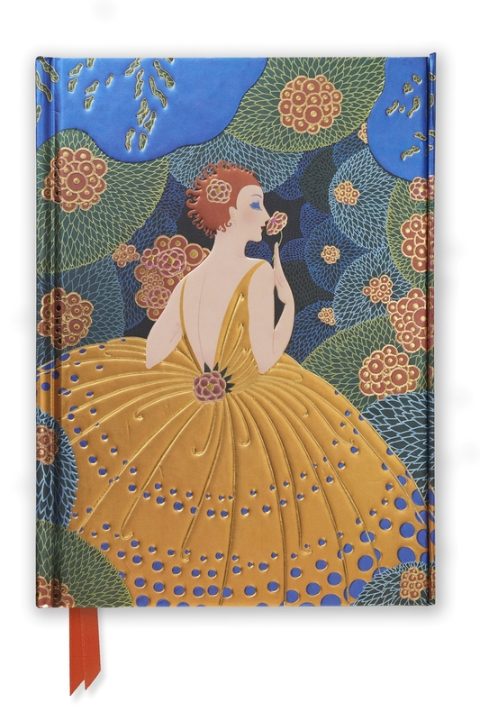 Flame Tree Notebook Erté