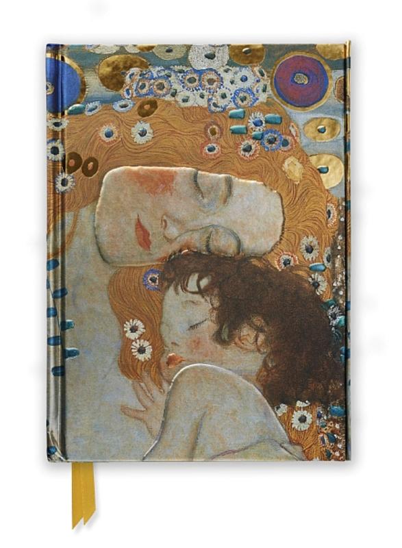 Flame Tree Notebook Gustav Klimt