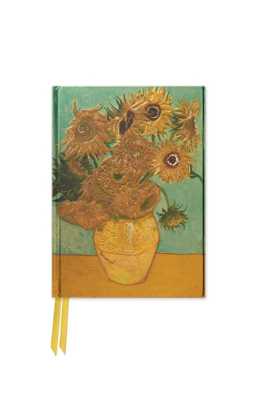A Flame Tree Pocketbook Vincent van Gogh