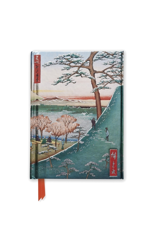 A Flame Tree Pocketbook Hiroshige