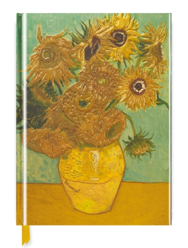 A Flame Tree Sketchbook Vincent van Gogh