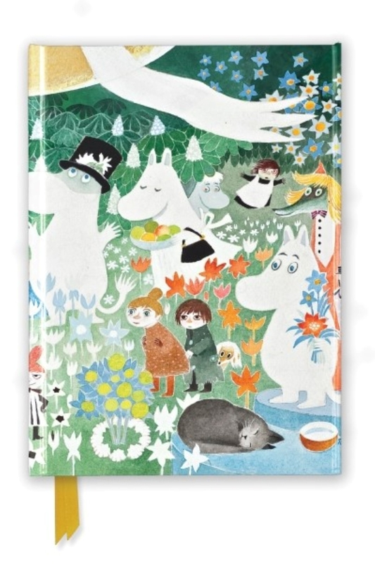 A Flame Tree Notebook Tove Jansson
