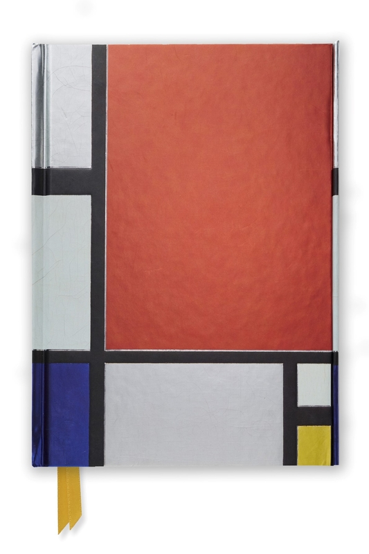 Flame Tree Notebook Mondriaan