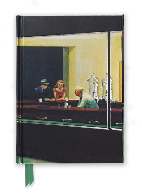 Flame Tree Notebook Edward Hopper