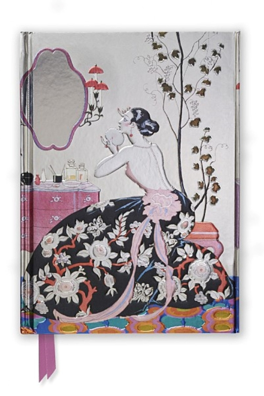 A Flame Tree Notebook George Barbier