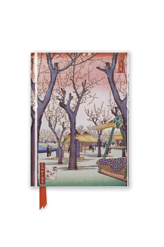 Flame Tree Pocketbook Hiroshige