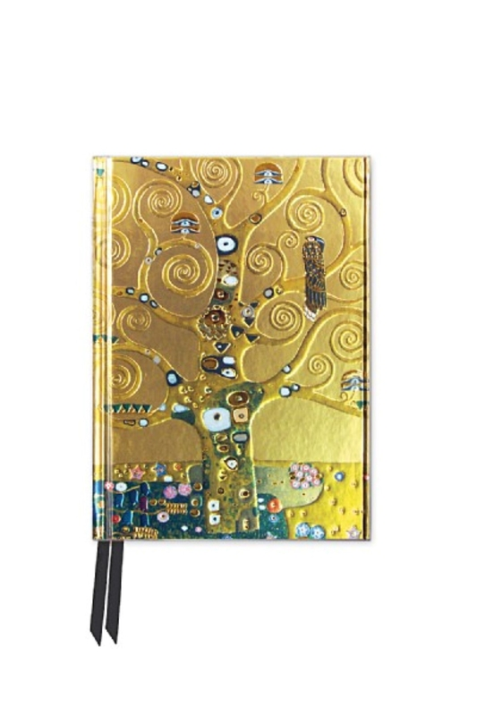 Flame Tree Pocketbook Gustav Klimt