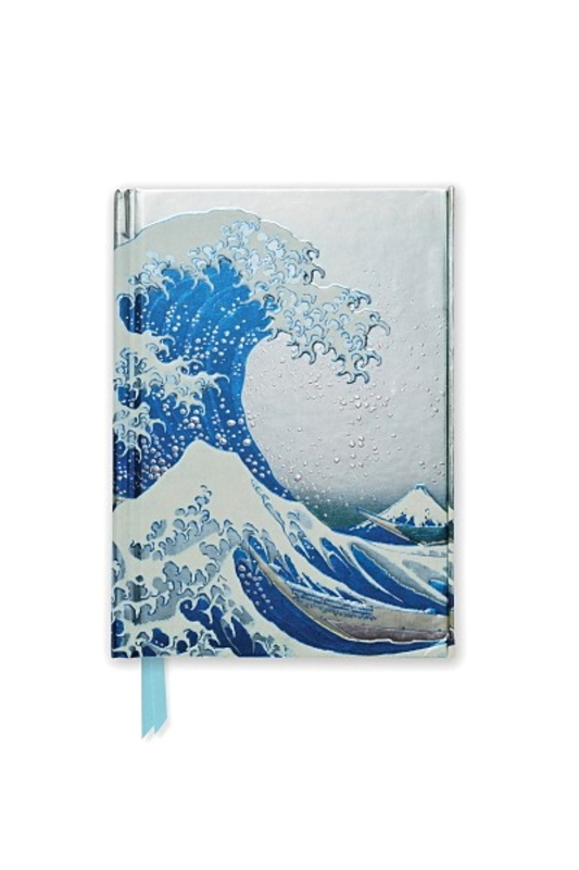 Flame Tree Pocketbook Hokusai