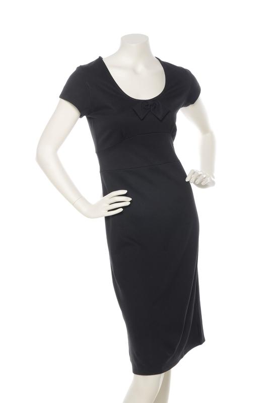 Mademoiselle Yeye jurk cornelia zwart