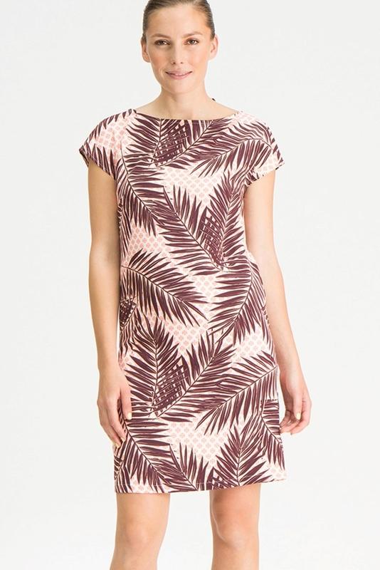 Nathalie Vleeschouwer jurk oklahoma palm