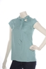 Circus top apindot light blue