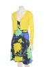 Smashed Lemon vest 18206 geel