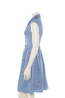 Sugarhill jurk adora blauw