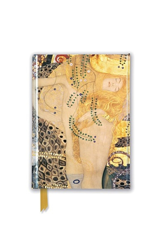 A Flame Tree Pocketbook Gustav Klimt