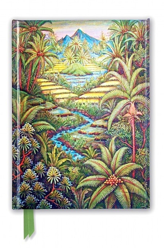 Flame Tree Notebook Walter Spies