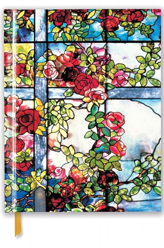 Flame Tree Sketchbook Tiffany