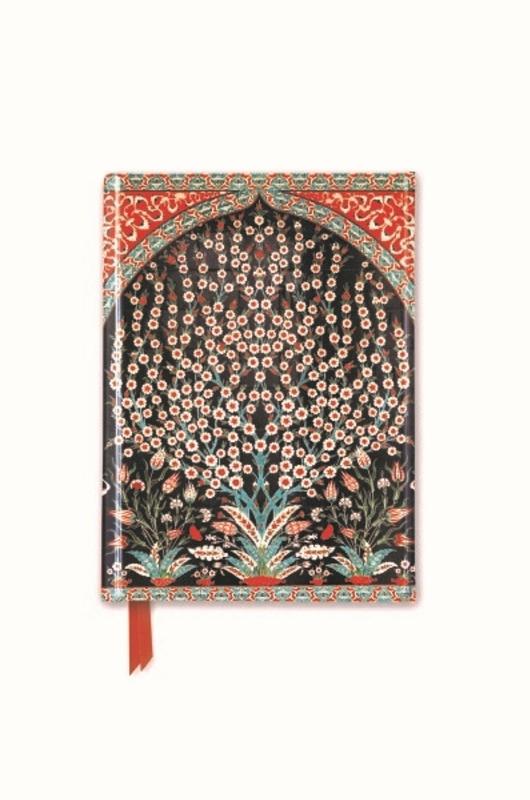 Flame Tree Pocketbook Sheik Zayed