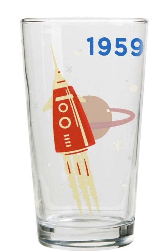 Cubic Cosmos Glass 59 Launch