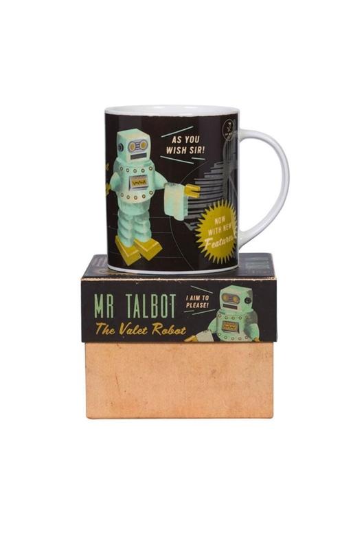 Cubic Roboutique Big Mug Mr Talbot