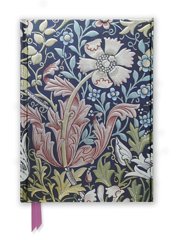 Flame Tree Notebook William Morris