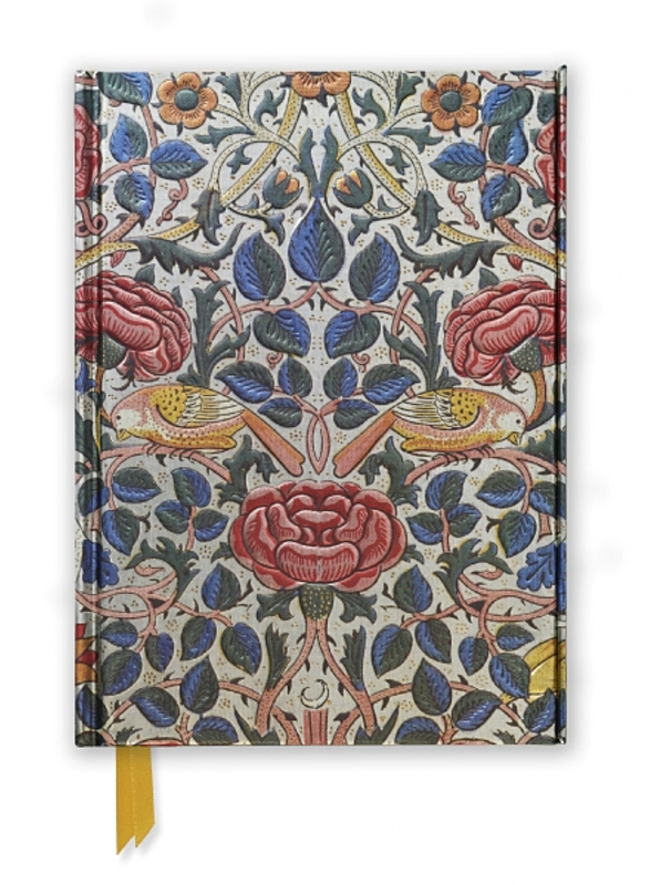 A Flame Tree Notebook William Morris