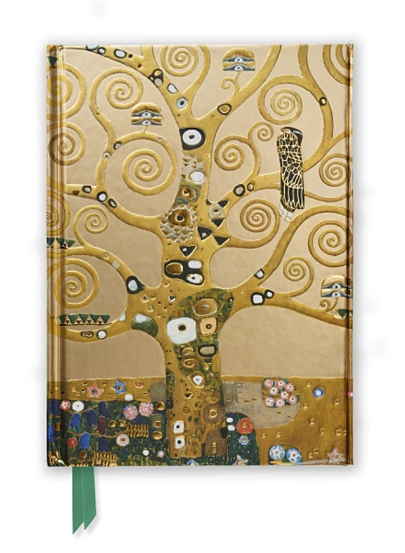Flame Tree Notebook Gustav Klimt