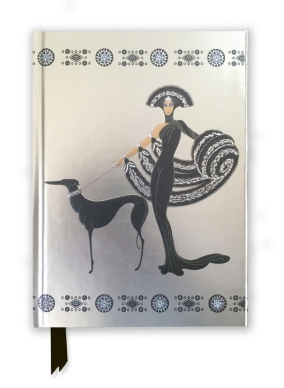A Flame Tree Notebook Erté