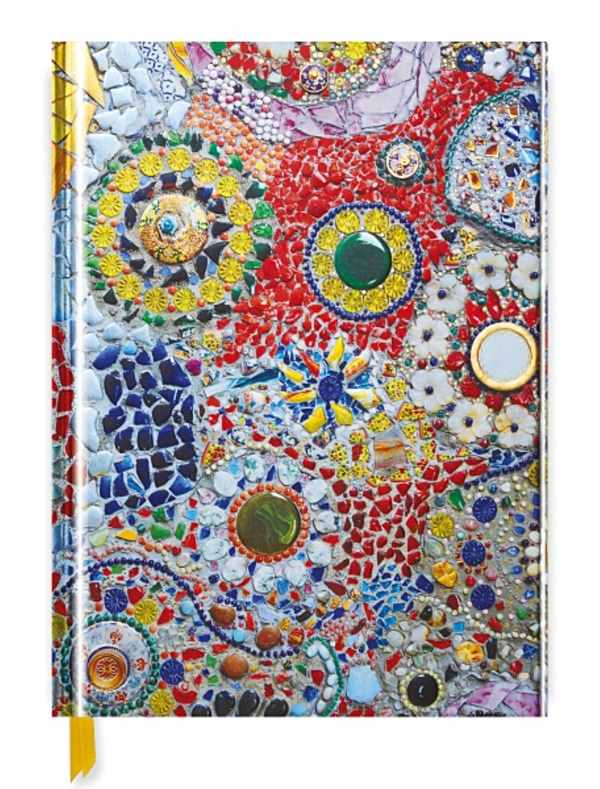 Flame Tree Sketchbook Gaudi (inspired by)