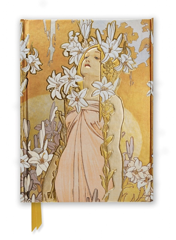 A Flame Tree Notebook Mucha