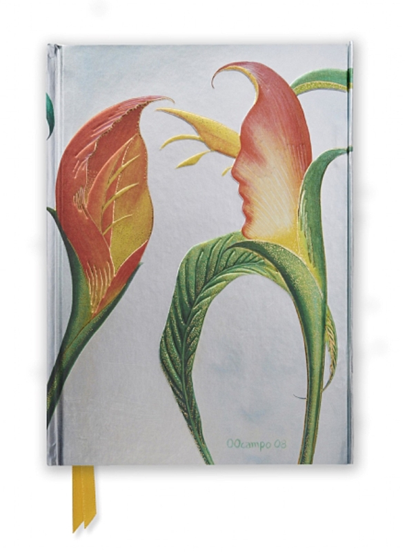 Flame Tree Notebook Octavio Ocampo