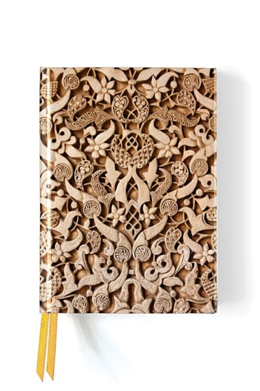 A Flame Tree Notebook Alhambra Stone Relief