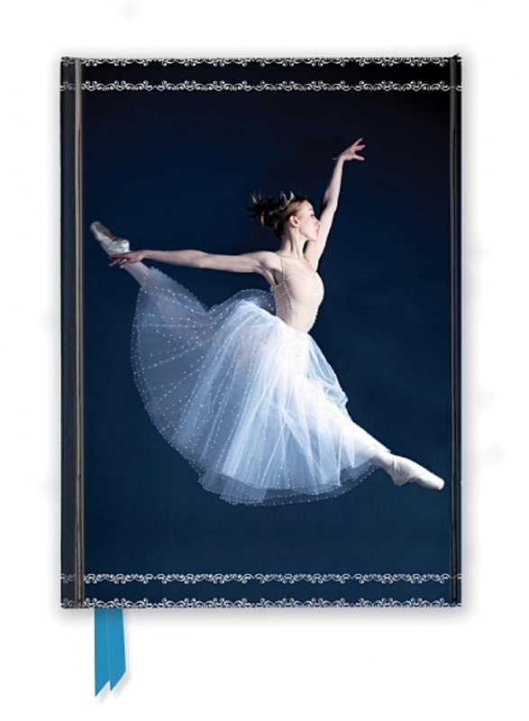 Flame Tree Notebook Royal Ballet