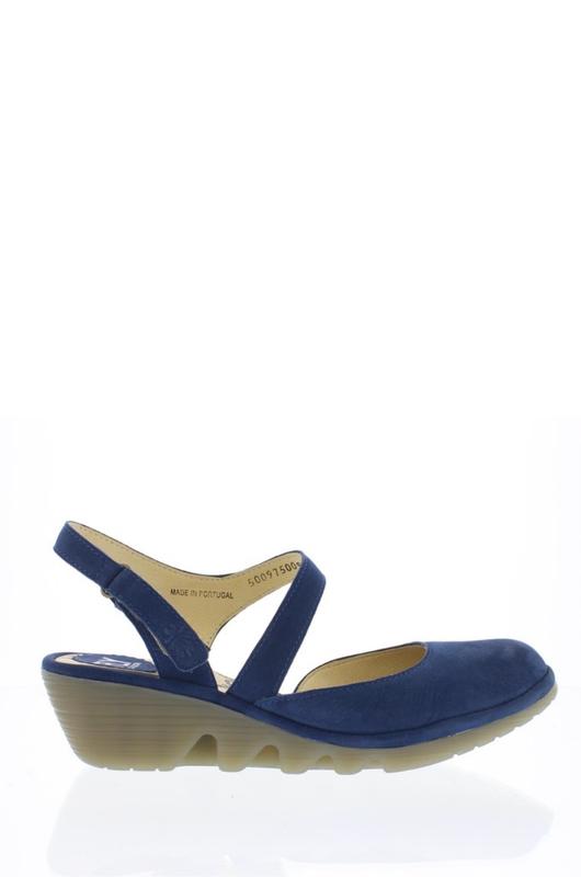 Fly schoen pele blauw