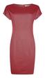 Kala jurk rood