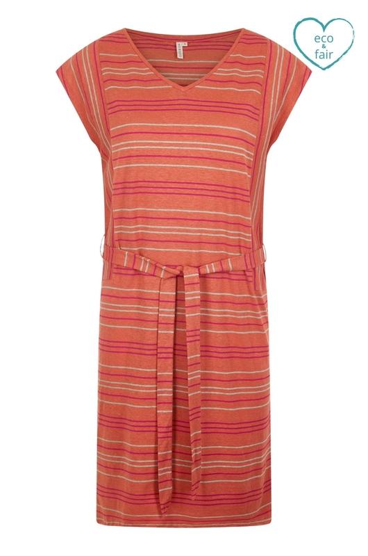 Komodo jurk alie oranje