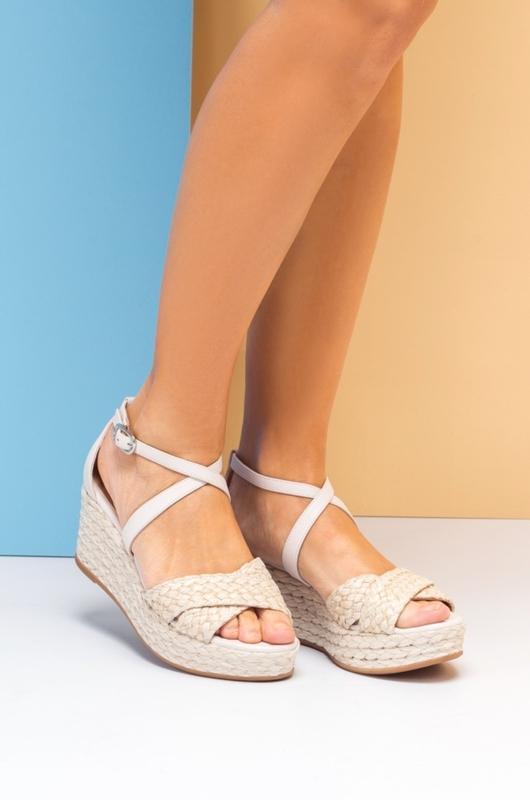 Unisa sandaal wit